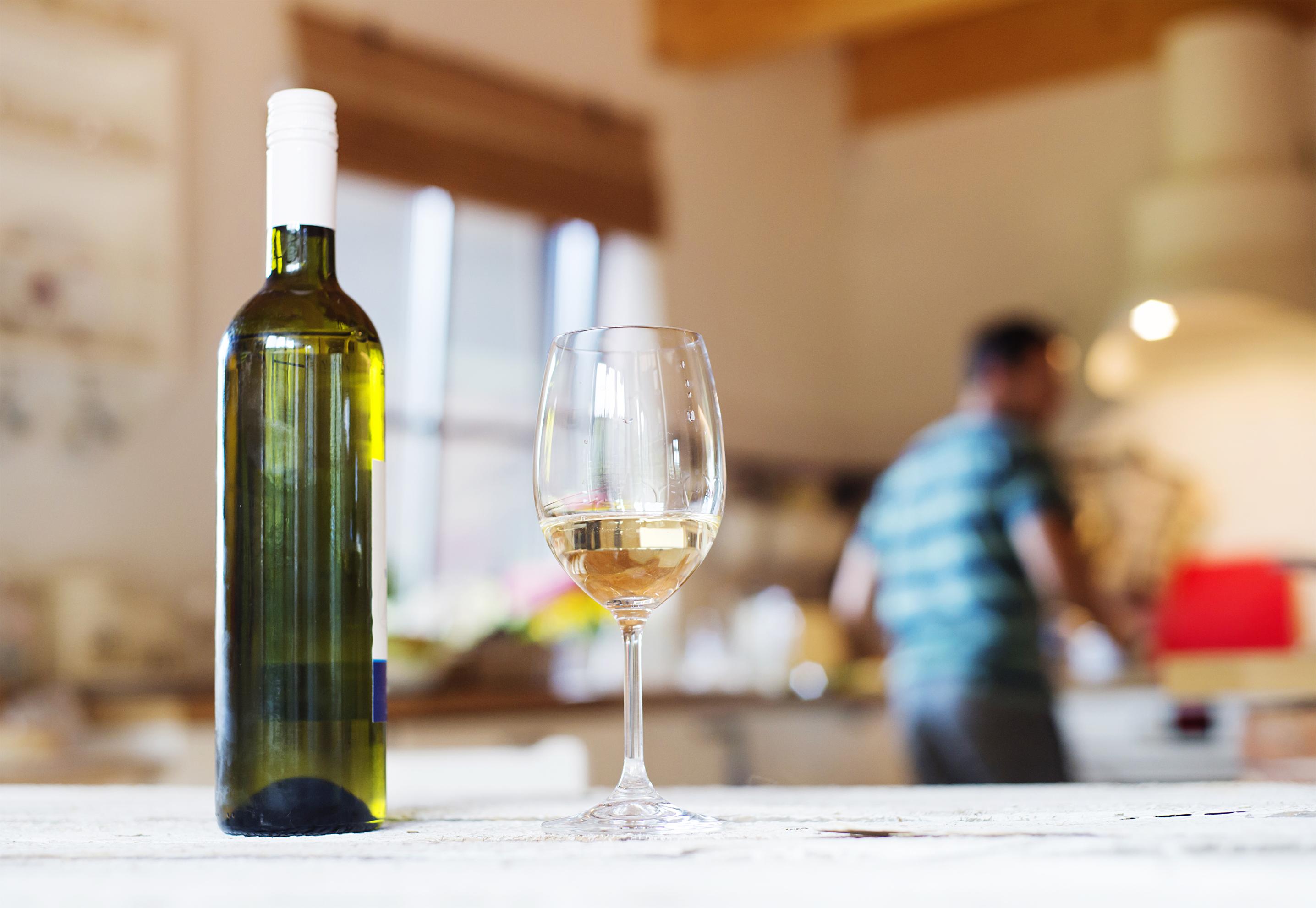 marida con vino